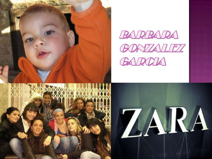 BARBARA GONZALEZ GARCIA<br />