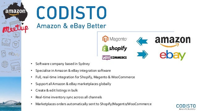 How To Create Amazon Listings - Codisto Super Sellers Meetup