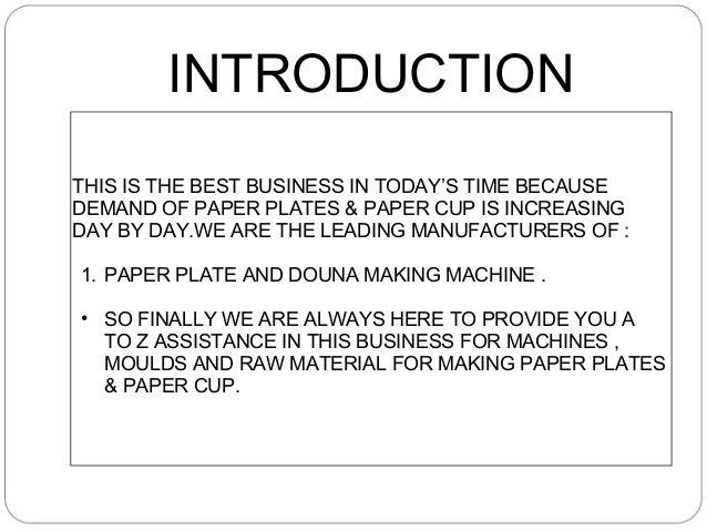 Codoca mtvcola fully automatic paper douna and paper plate manufacturing machine 2013  sc 1 st  SlideShare & Codoca mtvcola fully automatic paper douna and paper plate manufactur\u2026