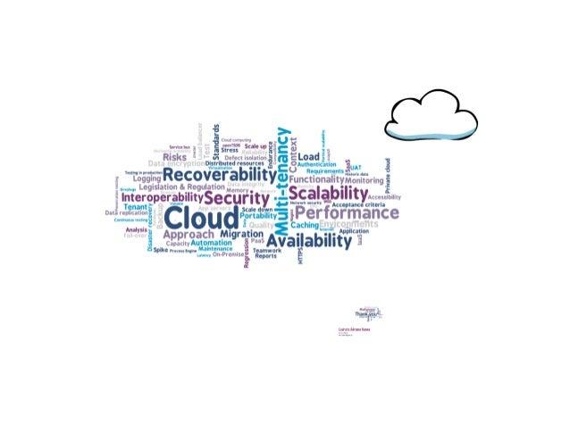 Codruta bunea   establishing a test approach for a private cloud environment