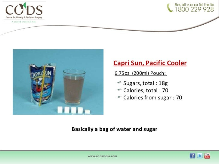 Capri Sun Pacific Cooler Nutrition Info Nutrition Ftempo
