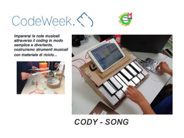 CODY - SONG Makey Makey