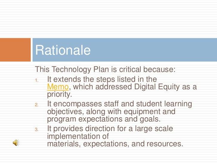 Cody technology use_plan_presentation Slide 2