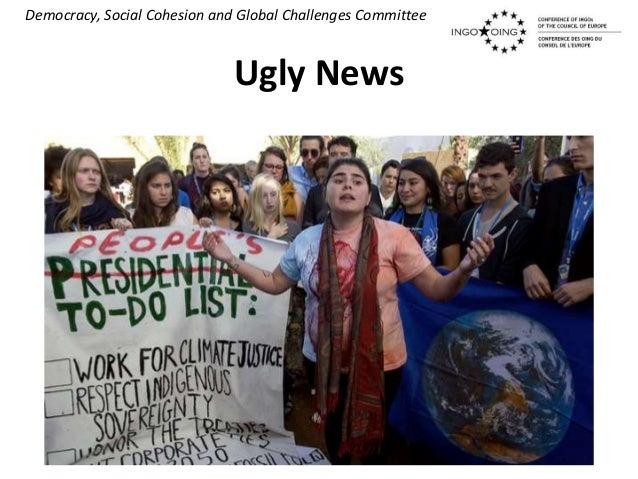 Climate Change: COP 22 Update And NGOs