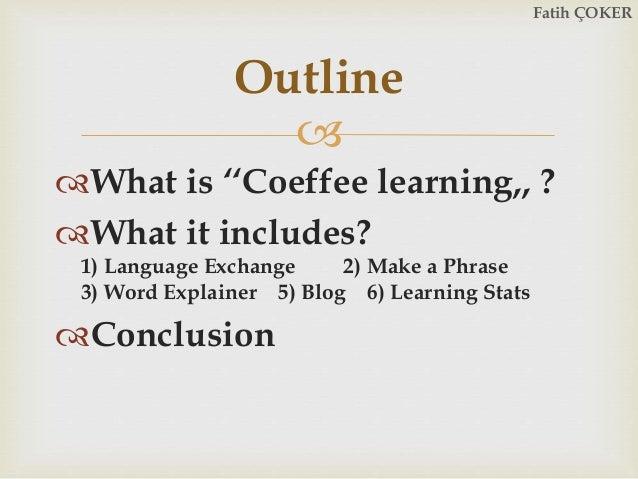 Coeffee Learning Slide 2