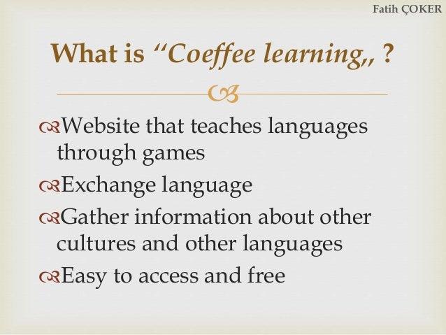 Coeffee Learning Slide 3