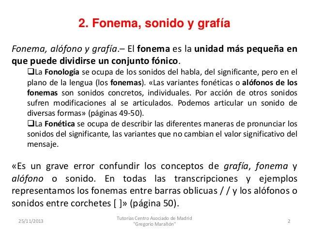 Coele i y coeei 25 11 2013 gregorio mara n jr carriazo for Centro asociado de madrid