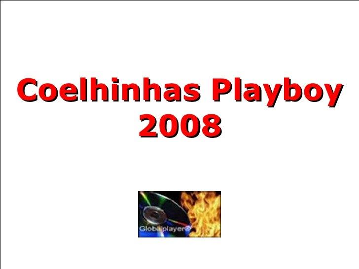 Coelhinhas Playboy 2008
