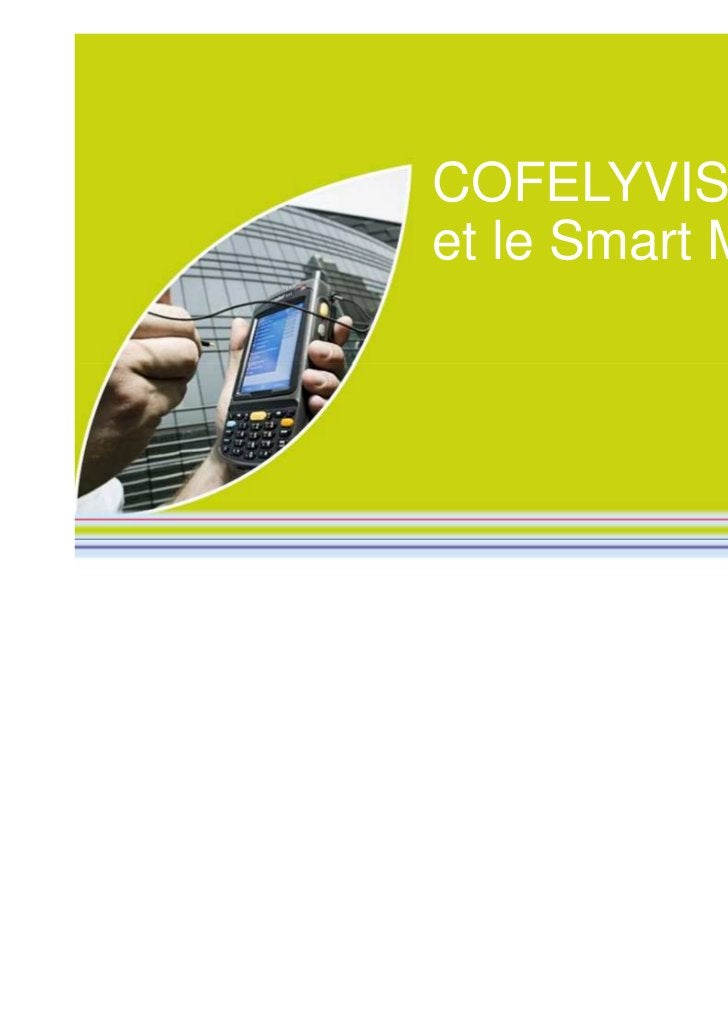 COFELYVISIONet le Smart Metering