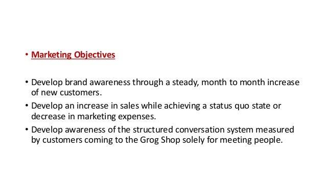 marketing plan for coffee shop pdf