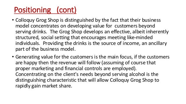 internet coffee shop marketing plan Writing a coffee shop business plan series how to write a market and industry analysis in the marketing section for your coffee shop or other  with internet.