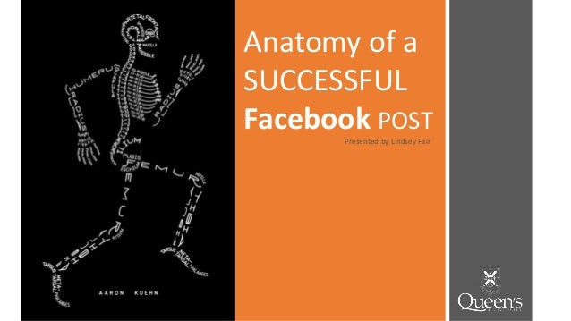 Anatomy of a SUCCESSFUL Facebook POST Presented by Lindsey Fair