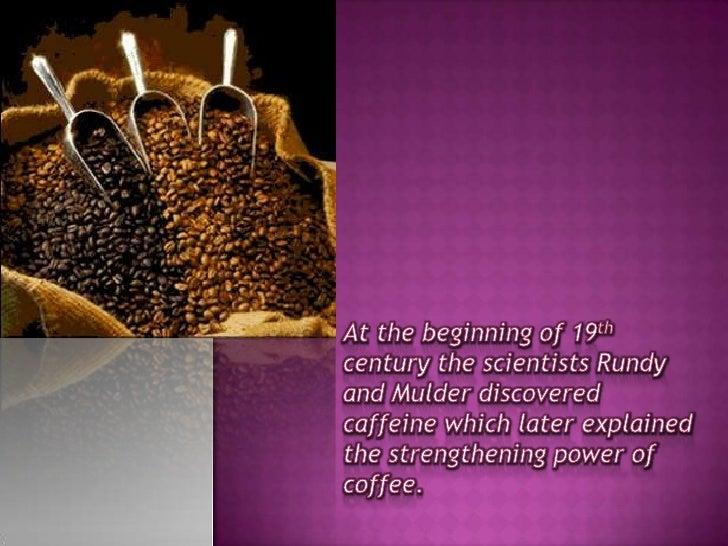 Coffee health Slide 2