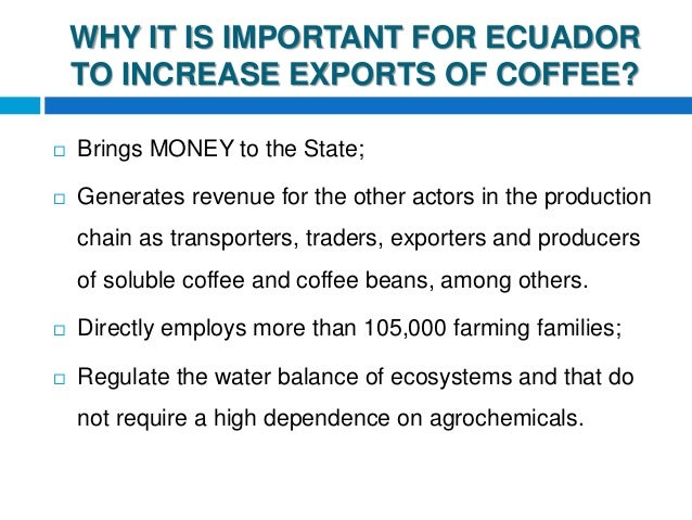 logistics for coffee Primary activities inbound logistics starbucks inbound logistics involve company agents choosing coffee beans producers mainly in african continent, communication.