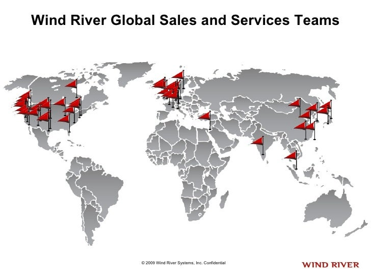 Wind River Global Sales and Services Teams