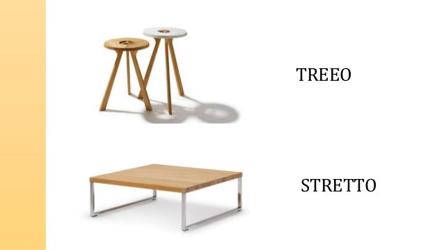 Coffee Tables Treeo Stretto