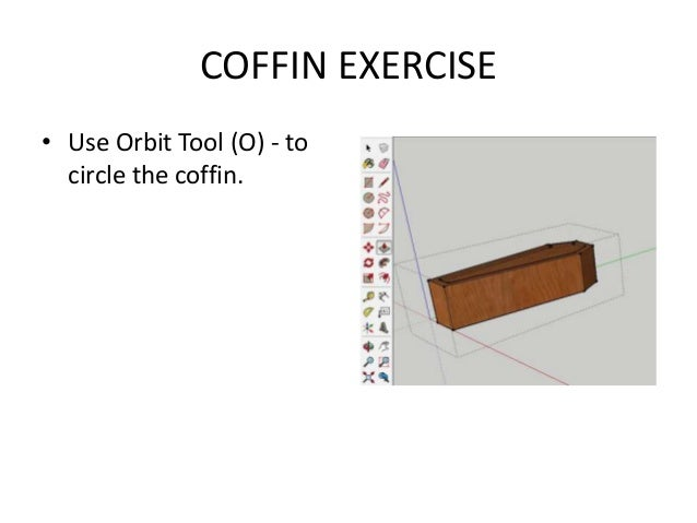 how to draw a coffin