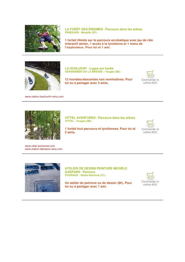 LA FORÊT DES ÉNIGMES - Parcours dans les arbres                                  FRIBOURG - Moselle (57) -                ...