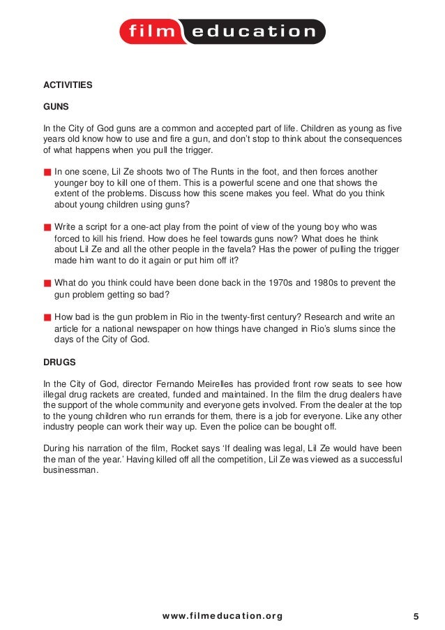 City of God course book