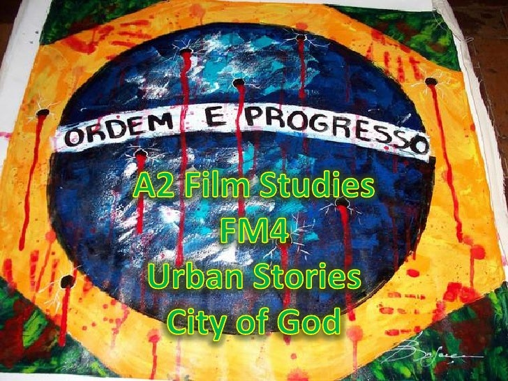 Learning Objectives  Identify how City of God's representation of Rio  differs from the Dominant 'Identity' created by  Br...