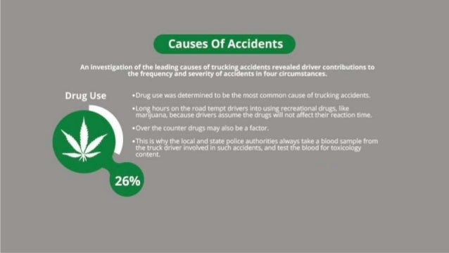 Government Addresses Causes Of Trucking Accidents Slide 2