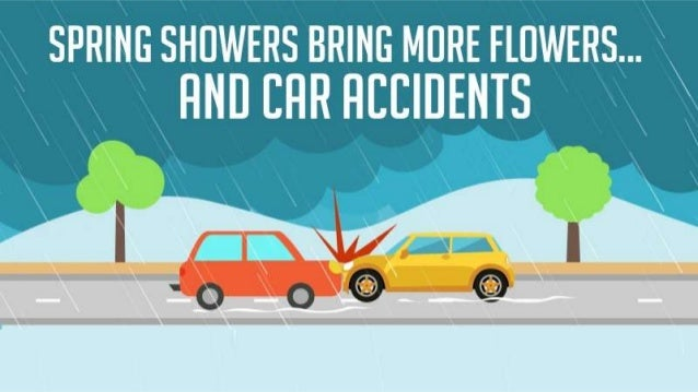 Cogan- Spring Showers Bring More Flowers- and Car Accidents