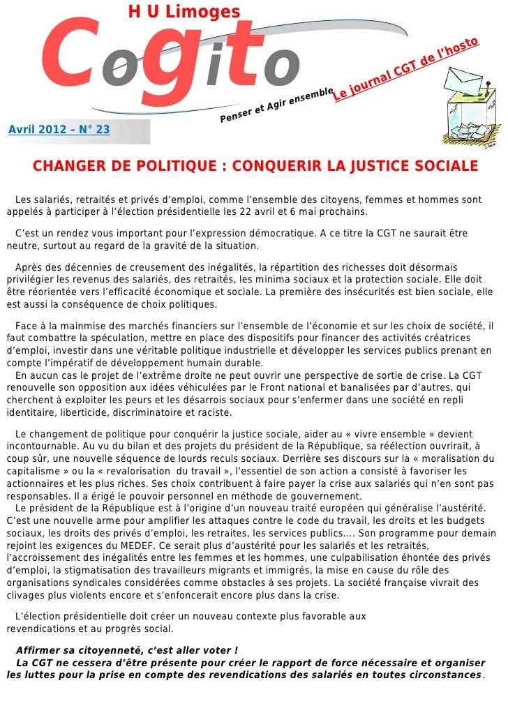 Cogito                          H U Limoges                                                                               ...