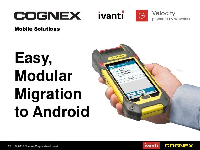 Easily Migrate to Android Using Modular Smartphone Solutions