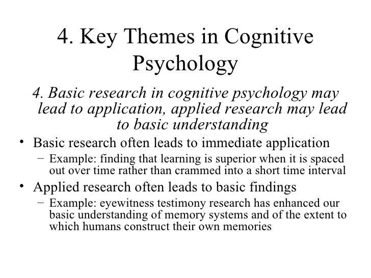 Ib Psychology Cognitive