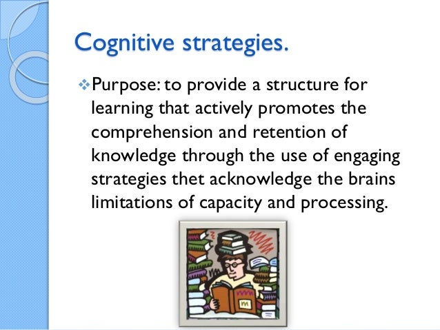 the significance of metacognition in learning Having control over the learning process means you have the ability to decide how to accomplish learning goals this metacognitive skill involves the use of learning strategies  the meaning of.