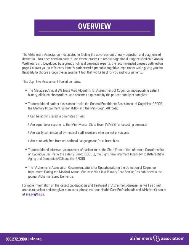 general practitioner assessment of cognition pdf