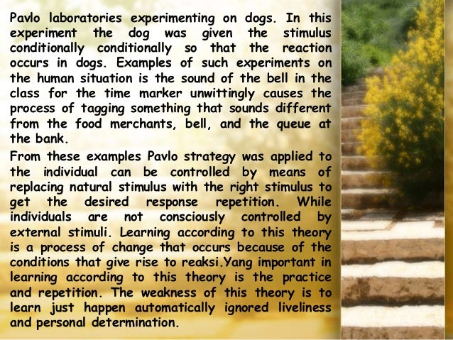 B.F. Skinner: Theory of Behavior and Operant Conditioning