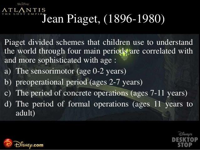 Piaget circular reaction