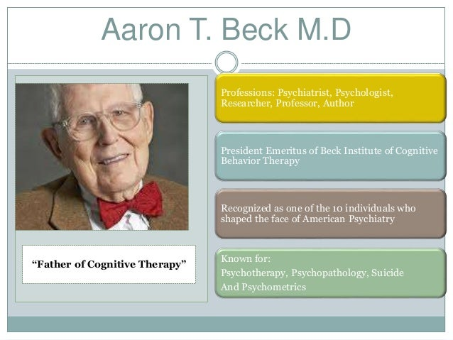 cognitive therapy theory of psychopathology and Robert l leahy american institute for cognitive cornerstones of cognitive therapy one could say that cognitive theory is to a theory of psychopathology.