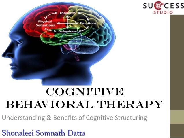 understanding cognitive behavioral therapy Behavioral therapy changes a person's thinking towards a situation by modifying the way he behaves in that situation therefore, both cognitive and behavioral therapy aim at changing the way a person thinks cognitive and behavioral therapy can be used singularly or combined to treat a number of psychiatric conditions.