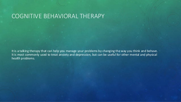 biological emotional cognitive and behavioral components of childhood and cognitive disorders Psychological risk factors for mental illness in children include low self-esteem,   used to treat children with mental illness is cognitive behavioral therapy (cbt)   other components of treatment may be supportive therapy, such as changes in .