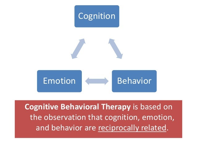 evaluate the approach of cognitive behavioural therapy What is cognitive behavior therapy cbt is a solution-focused approach to treatment, oriented toward solving problems and learning skills.