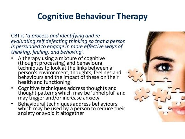 cognitive behavioral therapy process recordings with client Treatment steps in behaviour therapy tweet strategies that will assist in the change process a therapy session the client is hooked up to an.