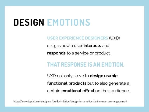 Cognitive bias for Emotional Design Slide 3