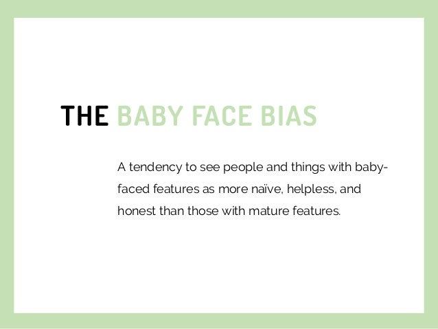 Cognitive bias for Emotional Design