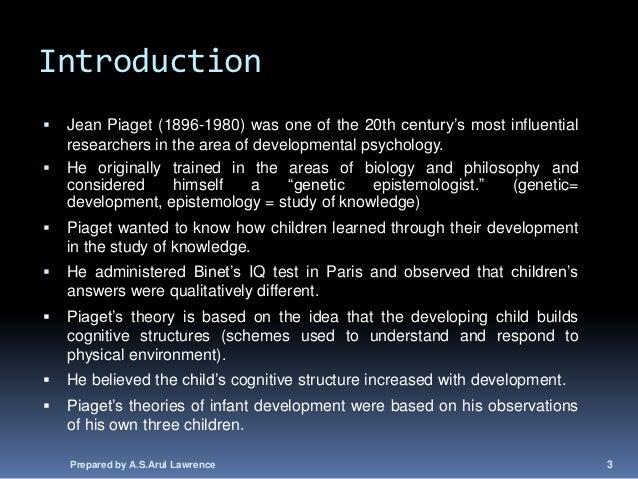 piaget u0026 39 s cognitive development