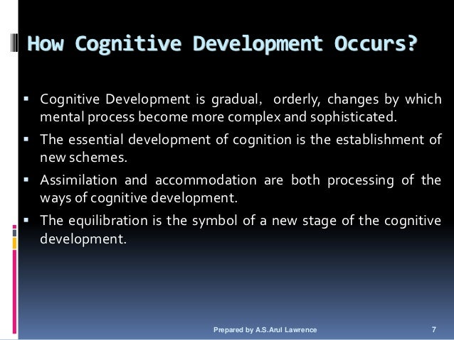 cognitvie development Cognitive development & learning how do children think and learn researchers at chgd tackle this classic and contemporary question by addressing how children learn to speak and read in one or multiple languages, their numerical, biological, and social cognition, encompassing typically developing children as well.