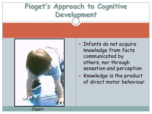 Cognitive Development In Infancy 1