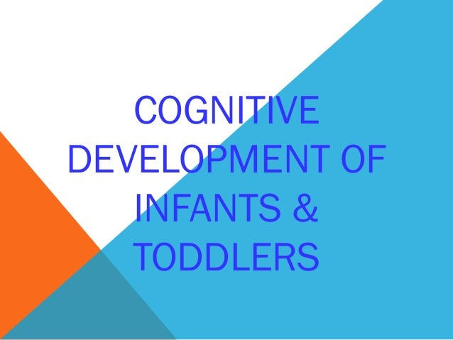 Cognitive Development Domain