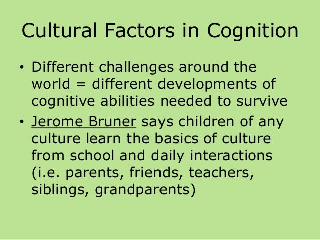 cognitive processes of the school age child Cognitive development is a unique process and is specific to each school-age child sometimes school-age children may exhibit cognitive difficulties that can affect.