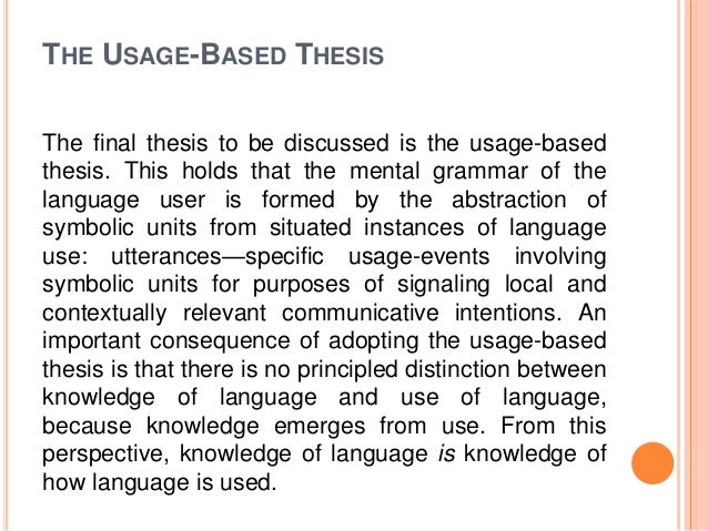 psycholinguistics essays Psycholinguistics focuses on the skills and processes involved in the perception and expression of language this article.