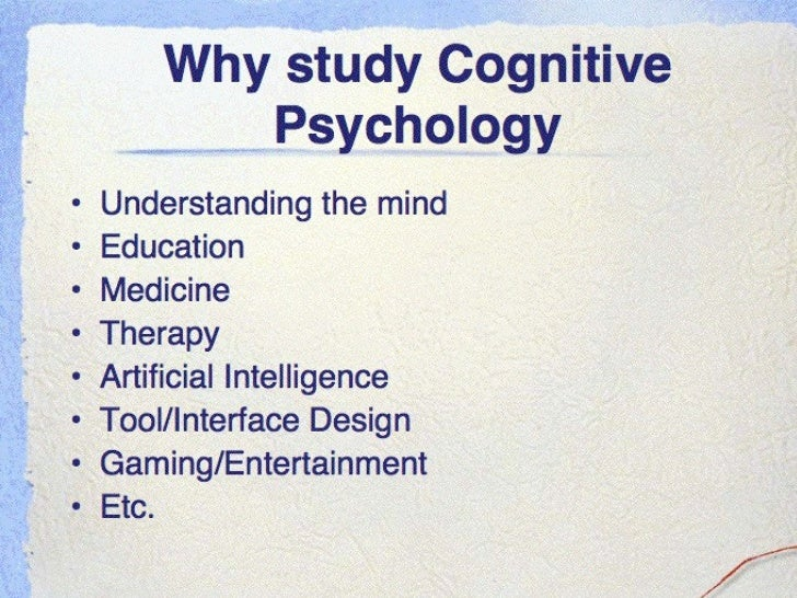 introduction to cognitive psychology Introduction:historical background cognitive psychology social sciences psychology.