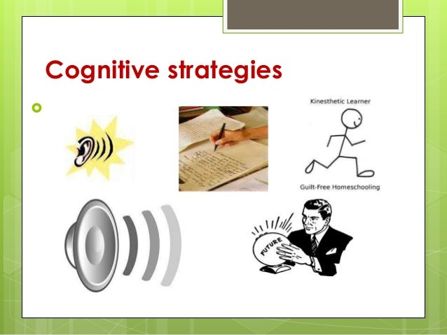 cognitive methods and cognitive theories Cognitive learning theory states that learning is a process that takes place in the mind it places emphasis on the capacity of the mind to carry such process as thinking, memory, knowing, and problem solving.
