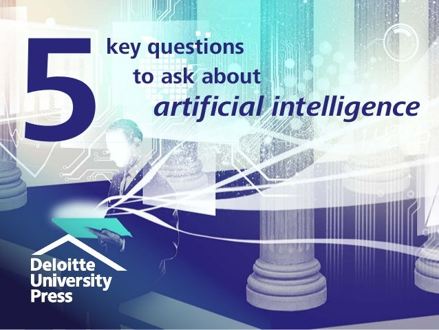 key questions artificial intelligence to ask about