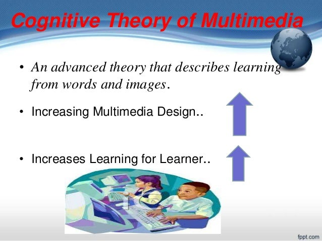 Classroom Environment Design Theory ~ Cognitive theory of multimedia